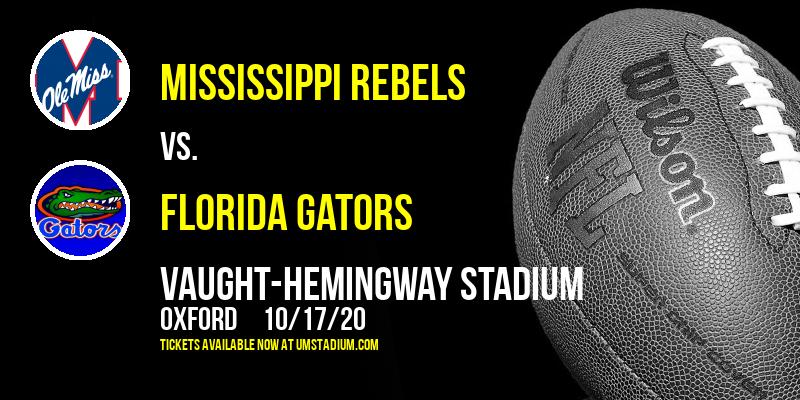 Mississippi Rebels vs. Florida Gators at Vaught-Hemingway Stadium